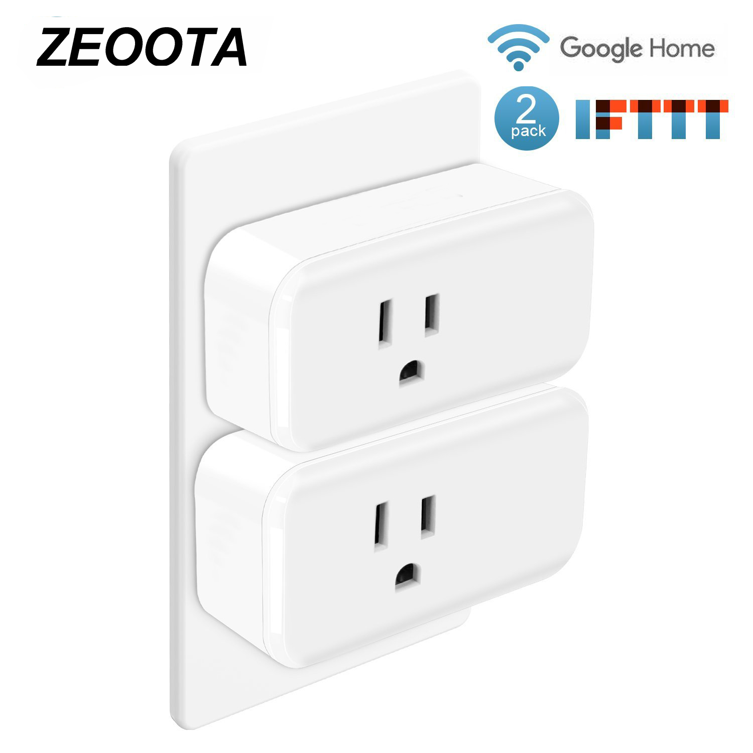 wireless power socket outlet remote control mini wifi smart plug work with amazon alexa google