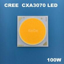 CREE XLamp CXA3070 COB 60w70W80W100W LED DC36V max2800MA white5000k neutralwhite4000k warmwhite3000k HICRI