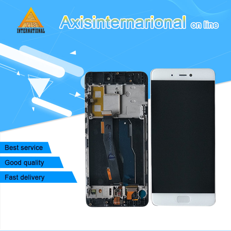 For Xiaomi 5s Mi5s MI 5S M5s mi5S mi 5S Axisinternational LCD screen display+touch digitizer with frame for MI5S Mi 5S display