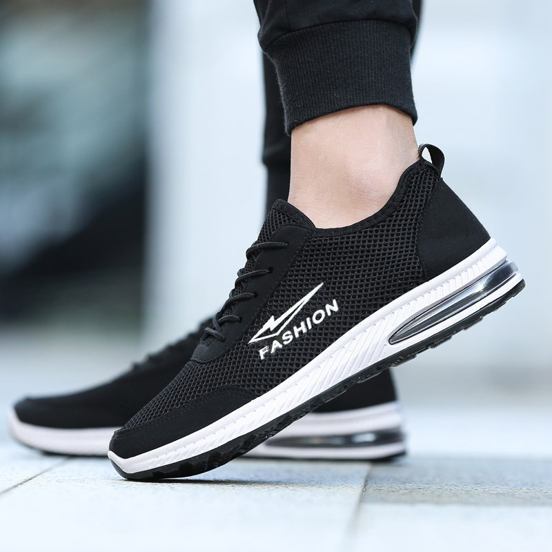 Running Shoes for Men New Hot air Breathable Mesh Lightweight Sports Jogging Walking Comfortable sneakers for men Footwear