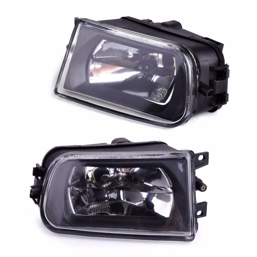 DWCX 2шт правый + левый Противотуманные фары лампы 63178360575 63178360576 для BMW 5 Е39 528i 535i 540i 1997 - 1999 2000 Е36 и Z3 2001