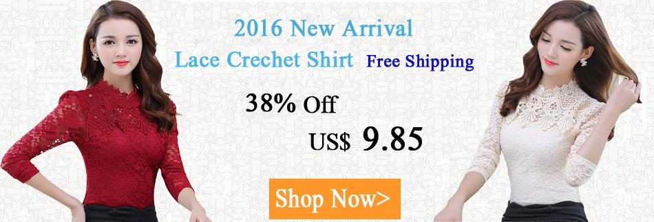 Lace Crechet Shirt