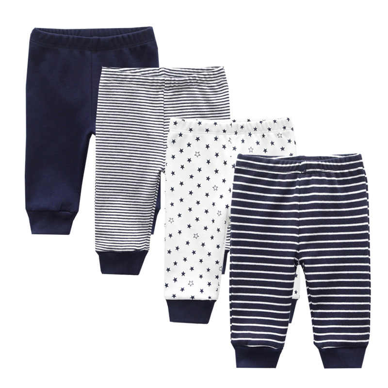 Casual Toddler Bottoms Pants Infant Cartoon Pants Baby Boy Girl Trousers