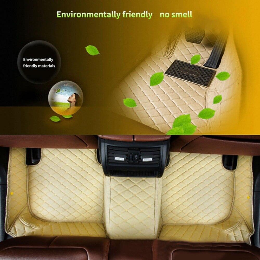 Pour BMW X5 E70 2008 2009 2010 2011 2012 2013 Voiture-Style De Voiture Personnalisée tapis de sol