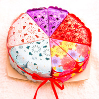 100 Hollow Flowe Candy Box DIY Folding Party Wedding Refinement Decoration Gift Souvenir Paper Favors Boxes Wedding Decoration