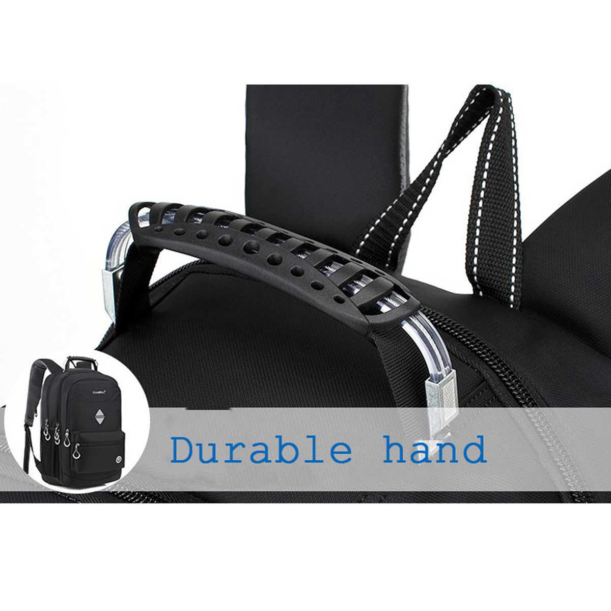 Рюкзак для HUAWEI hp ASUS 18 18,4 Тетрадь сумки горячей Nylonk Портативный Путешествия Высокий Ёмкость сумка Компьютерная сумка ноутбук плечи