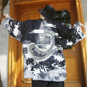Tradycyjny japoński odzież męska męskie yukata japonia kimono mężczyźni tradycyjne chińskie bluzka chiński najwyższej Q116