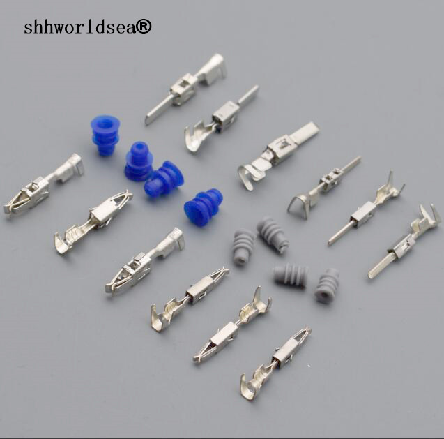 Shhworld Sea 20 шт 1,5 мм 3,5 мм водонепроницаемые уплотнения автомобильные Соединители обжимные клеммы 964286-1 964274-2 964296-1 963900-1 964265-2