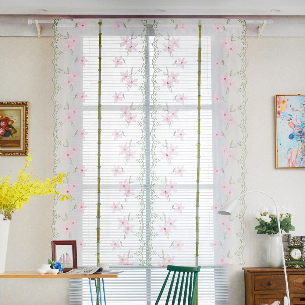 Lifting Roll Up Roman Curtain Fashion Tulle Curtain Window