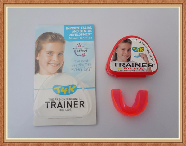 Australia T4K Pre Orthodontic Trainer Dental material orthodontic appliance Trainers for children