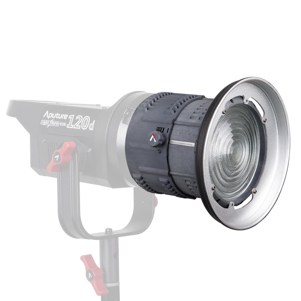 Prix pour Aputure ls c120d un-kit de montage et de fresnel montage kit led vidéo lumière kit à forme votre lumière led studio lumière