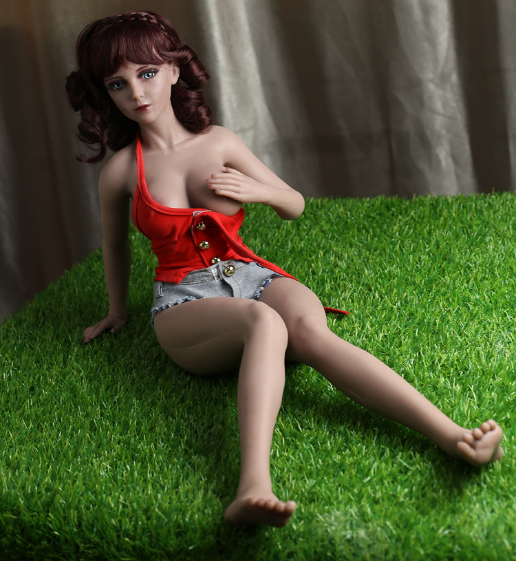 New 65cm full body Silicone Sex Doll Love Dolls Vagina Real Silicone Sexy Toys with metal skeleton for men 8kg full silicone callipyge double cave sexy body