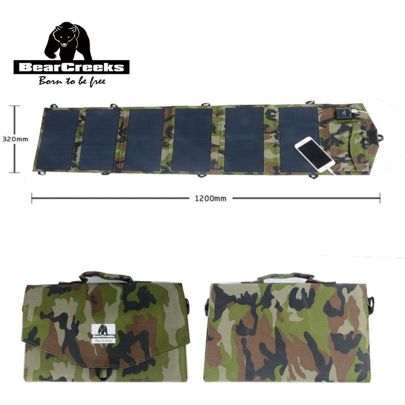 40 Вт 12 В Солнечная батарея с usb разъемом зарядное устройство Кемпинг пеший Туризм Мобильный USB перезаряжаемые Pad открытый портативный телефо
