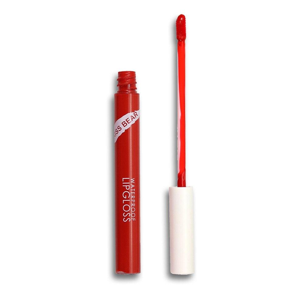 KISS BEAR Top NEW Brand Make up Lip Gloss Ultra Matte ...