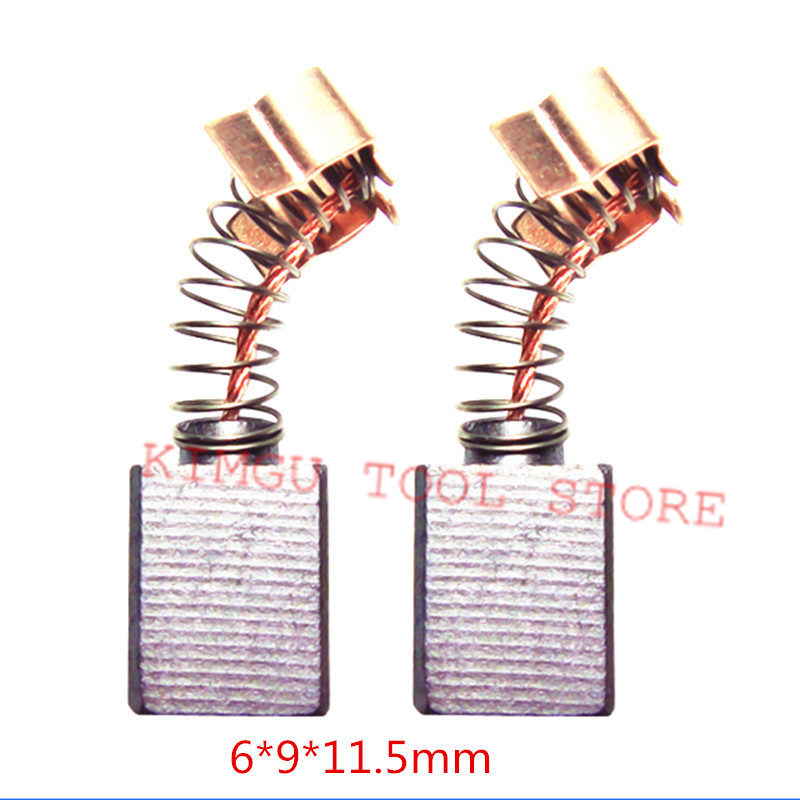 5 Pairs Carbon Brushes  Replacement For MAKITA HR2450 HR2440 HR2410 HR2430 HR2440F HR2450F HR2020 HR2450FT HR2432 HR1830