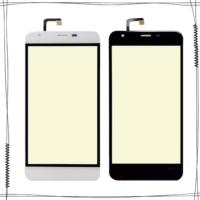 White/Black For <font><b>Oukitel</b></font> <font><b>K7000</b></font> Touch Screen Touch Digitizer Panel Glass Lens Sensor Flex Cable No lcd image