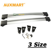 Universal 93 111cm Car Roof Rack Cross Bar For Jeep Auto SUV Offroad With Anti Theft