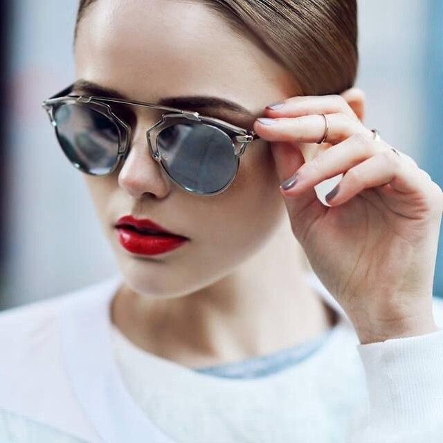 65fe2a5277 2015 SO REAL Sunglasses Women Brand Designer Sun glasses with Original Box gafas  lentes oculos de sol feminino lunette de soleil