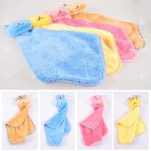 Baby Cartoon Towel Children Kawaii Rabbit Blanket Reassure Appease Plush Toy