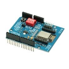 ESP8266 ESP 12E UART WIFI אלחוטי פיתוח מגן לarduino UNO R3 מעגלים לוחות מודולים אחד