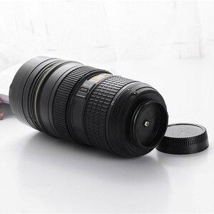 Image 4 - Tasse dobjectif dappareil photo 350 400 ML gobelet isolé dacier inoxydable de thé (modélisation Nikon AF S NIKKOR 24 70mm f/2.8G ED) tasse à café