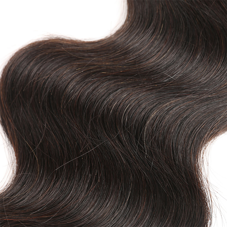 Sleek Hair Pre-Colored Remy Brazilian Body Wave Human Hair For Braiding 3 Bundles Deal No Weft Human Braiding Hair Free Shipping