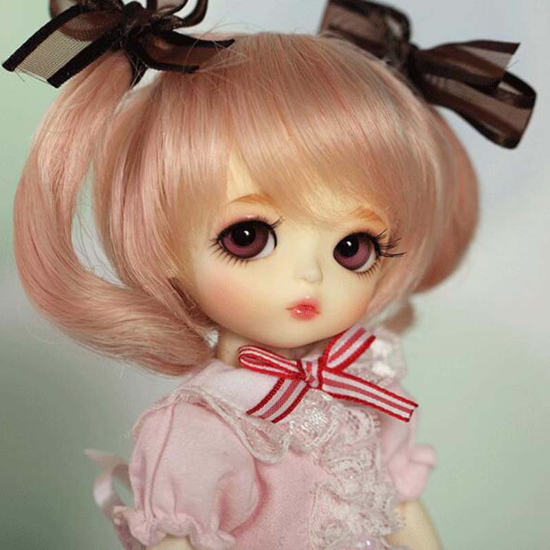 1/8 BJD Doll BJD/SD Cute Hani Resin Doll For Baby Girl Gift Present Include Eyes