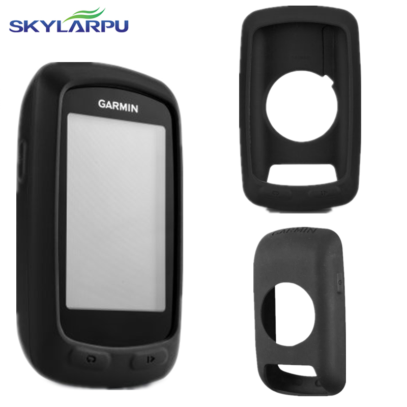 skylarpu original Outdoor Cycling computer Silicone Rubber Protect Case For Garmin Edge 800/Edge 810 Silicone Protect cover