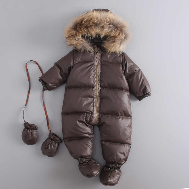 343d9f424738 Detail Feedback Questions about Kids Snowsuit Warm Boys Girls Winter ...