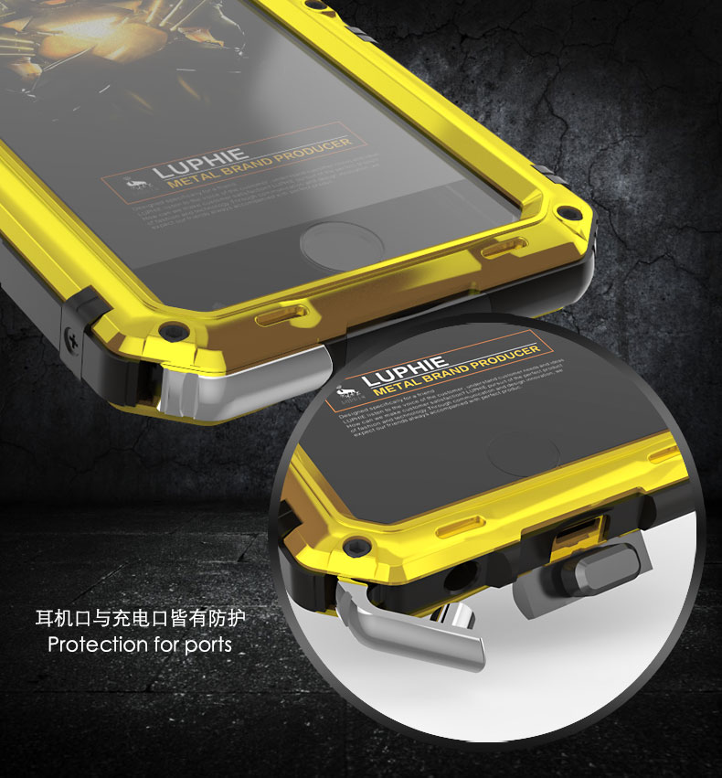 iphone luphie waterproof case (11)
