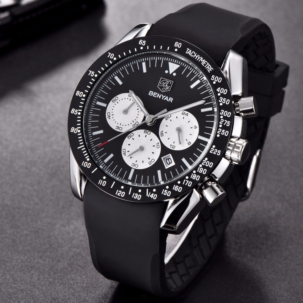 Benyar Men Watch Top