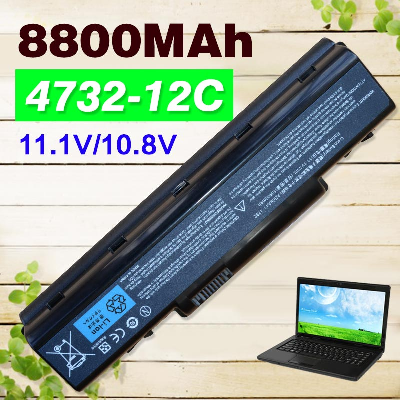 8800mAh battery for Acer Aspire 4732Z 5332 5517 AS09A31 AS09A41 AS09A51 AS09A56 AS09A61 AS09A70 AS09A71 AS09A73 BT.00603.0768800mAh battery for Acer Aspire 4732Z 5332 5517 AS09A31 AS09A41 AS09A51 AS09A56 AS09A61 AS09A70 AS09A71 AS09A73 BT.00603.076