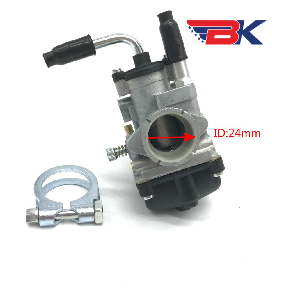 carburador para dellorto phbg 21 ad ktm 01