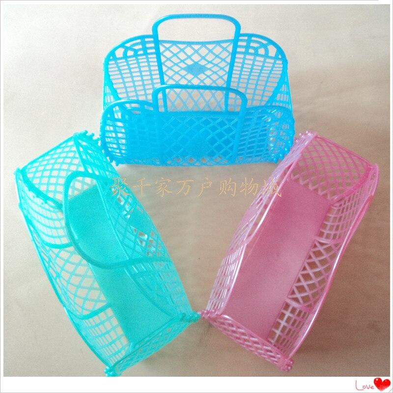Online buy wholesale plastic shopping baskets from china - Cestos de mimbre ...