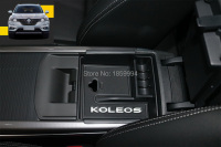 Central Armrest Inside Handle Storage Box For 2017 RENAULT KOLEOS