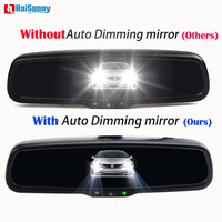 Professional Car Auto dimming Interior Rear view Mirror For Ford Focus Toyota Camry Corolla Audi A4L Kia K3 Sportage Skoda/Golf
