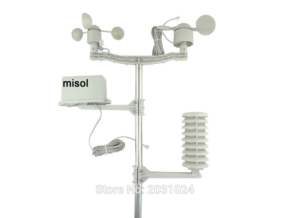 1 set of Spare part outdoor unit for Professional Wireless Weather Station