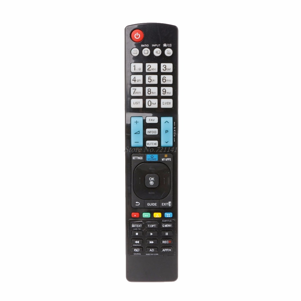 TV Remote Control Replacement AKB72615379 AKB73615306 For LG Smart LED LCD TV Electronics Stocks