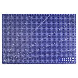 1 Pc A3 Pvc Rechteck Raster Linien Schneiden Matte Werkzeug Kunststoff Handwerk Diy Werkzeuge 45 cm * 30 cm