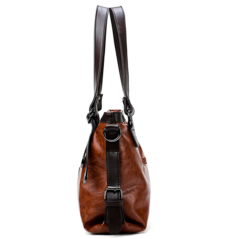 Iuxury Handbags Women Bags Designer Flower Tassel Women Tote Handbag High Quality Soft Leather Large Women Shoulder Top Handle 3