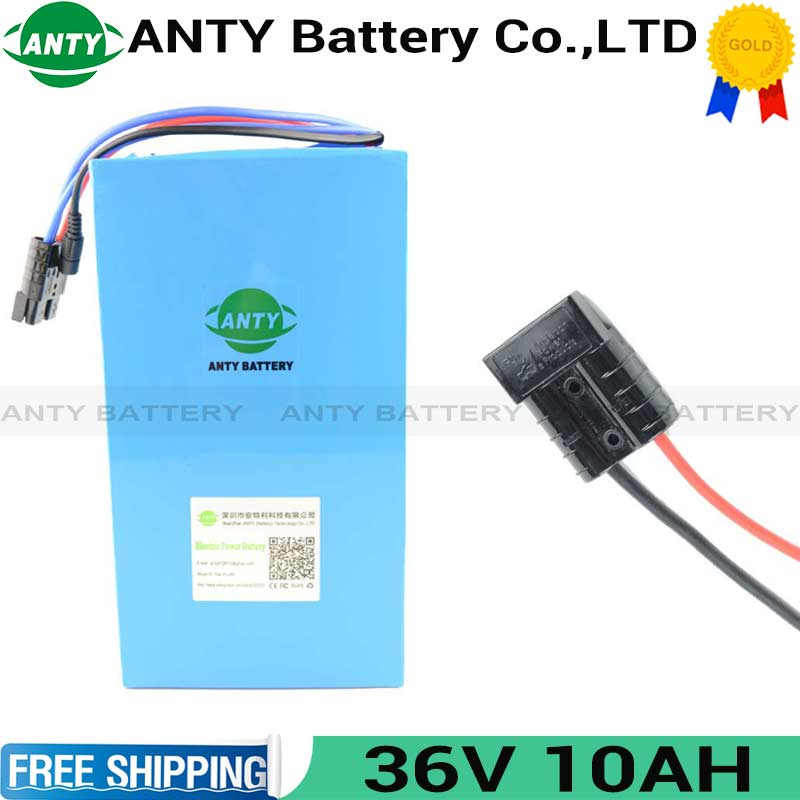 Lithium Battery 36v 10Ah 350W Scooter Battery 36V with charger 15A BMS eBike Battery 36v Rechargeable Battery 36v Free Shipping free customs taxes 36v 10ah li ion battery 36v 10ah water bottle lithium battery 36v 10a battery for ebike with bms and charger
