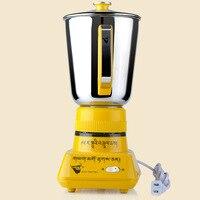 Сливочный чай блендер устройство для приготовления чая Бытовая маленькая Соковыжималка из нержавеющей стали устройство для приготовления