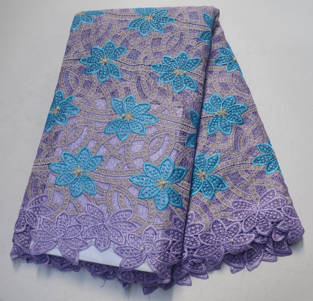 2019 New Nigerian high-quality Osmanthus lace fabric African French umbilical lace fabric embroidered lace fabric2019 New Nigerian high-quality Osmanthus lace fabric African French umbilical lace fabric embroidered lace fabric