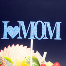 I Love Mom Cupcake (China)