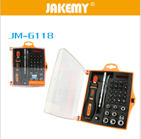 JAKEMY 33 In 1 Multi Tool Set Hand Tools Repair Tool Kit Precision Screwdriver Set Tool