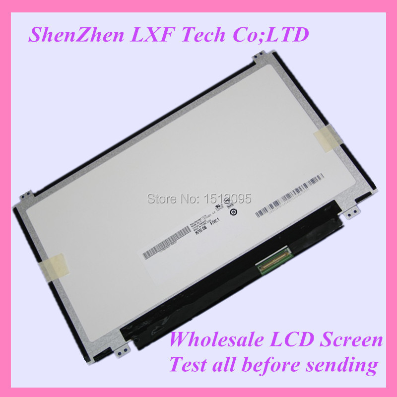 100% Test 11.6 LCD Screen B116XTN04.0 For Acer Aspire V5-131 V5-171 40pins connector new 15 6 for acer aspire v5 571 v5 571p v5 571pg v5 531p touch screen digitizer glass replacement frame