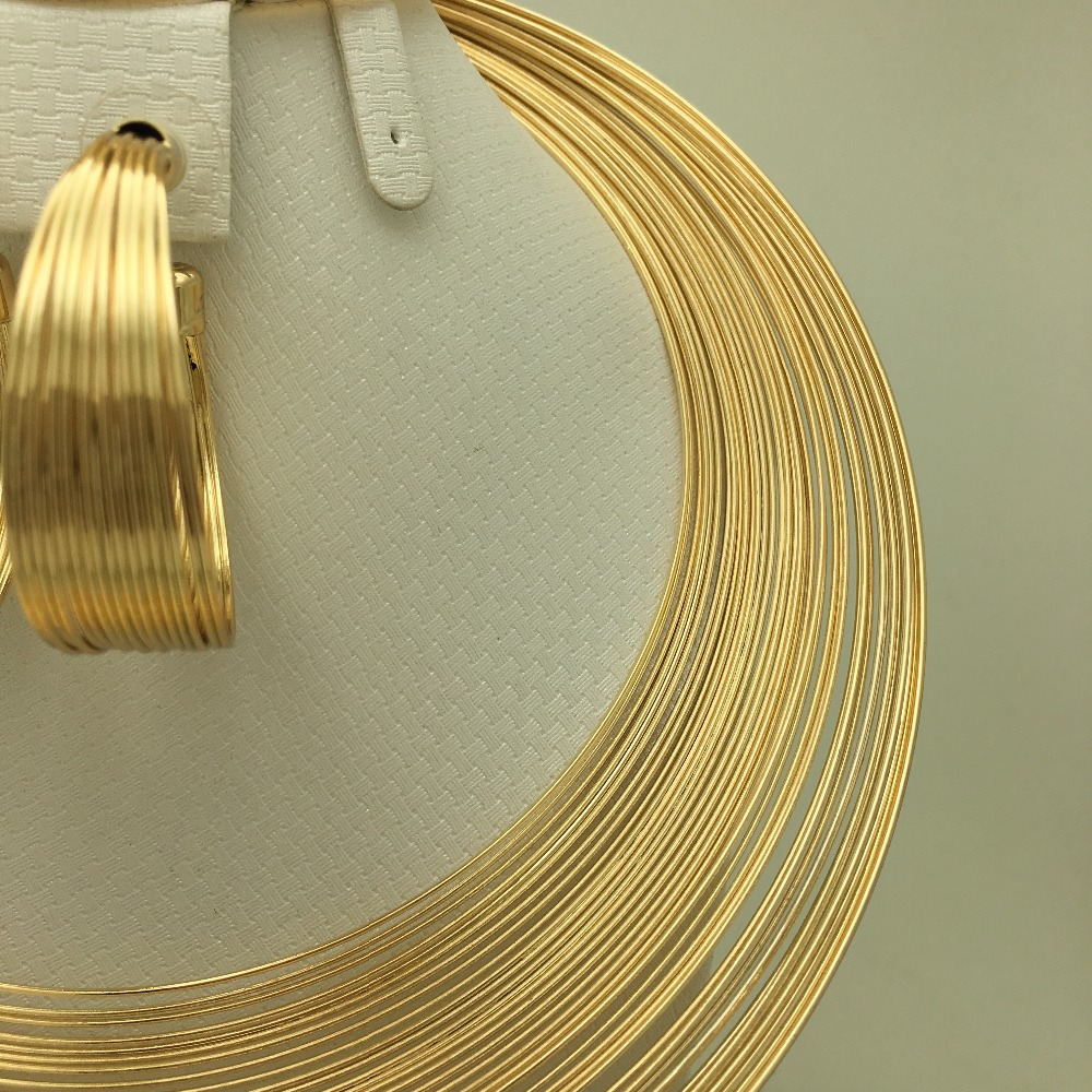 BAUS Eritrea Dubai indian arabic gold jewelry Set Ethiopian Gold - Fashion Jewelry - Photo 2