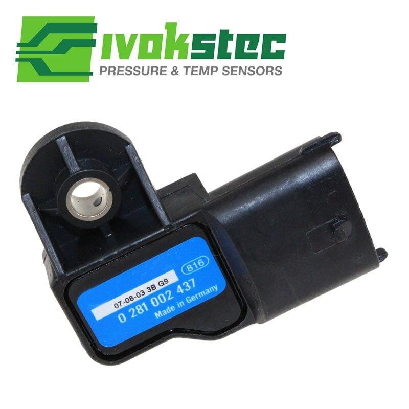 Air Pressure Map Sensor For Opel Vauxhall Vectra Signum