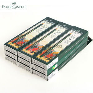 Image 4 - Faber castell 12 Pcs Brand (6H 8B) Sketch and Drawing Pencil Personalized Standard Pencils Black Drawing Pencil