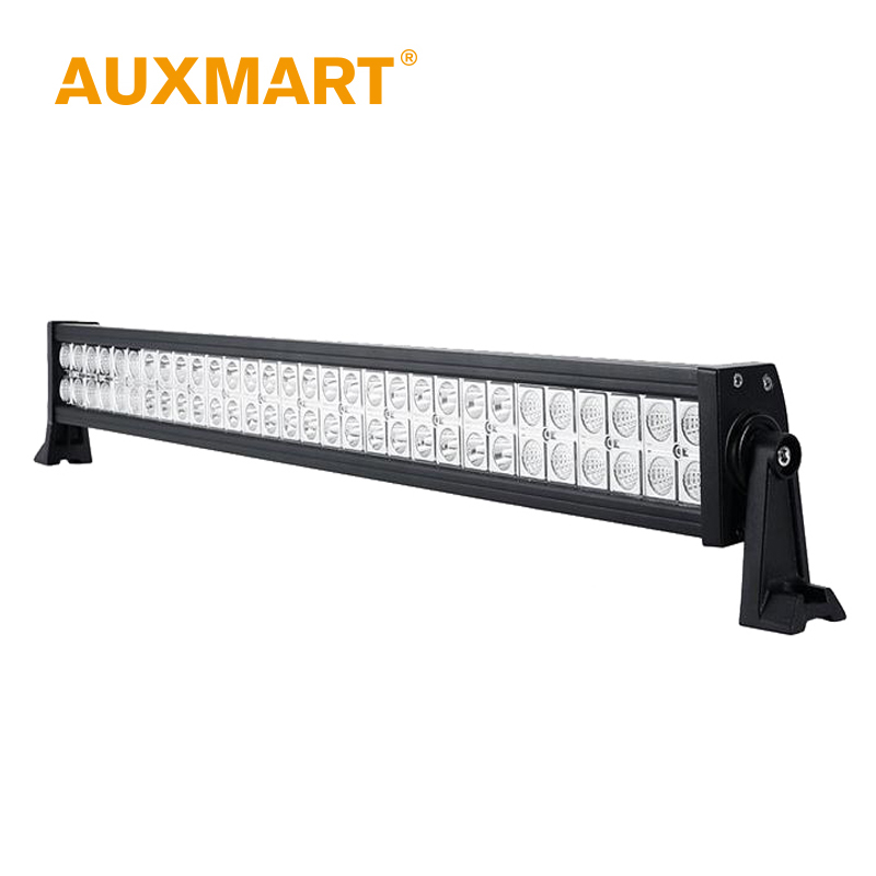 Auxmart 32 inch 180W LED Light Bar Offroad CREE Chips Driving Lights Fit Car Truck 4x4 SUV ATV 4WD RAV Combo Beam 12V 24V Audi курляндский александр ефимович ну погоди